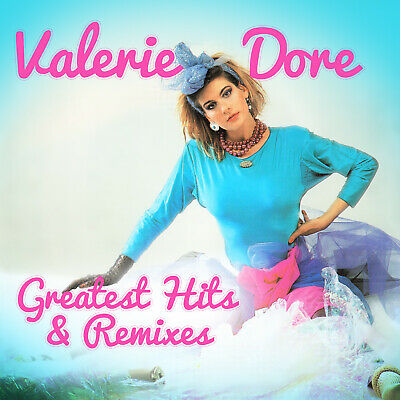 Italo CD Valerie Dore The Best Of Valerie Dore incl The Night