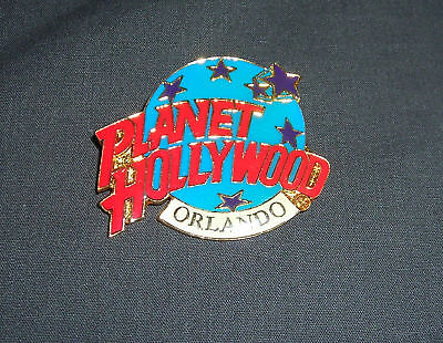 PLANET HOLLYWOOD ORLANDO COLLECTOR PIN MINT
