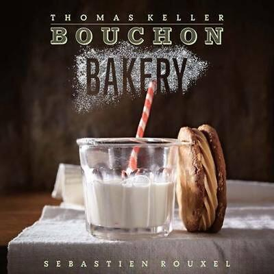 Bouchon Bakery by Thomas Keller Hardcover Book (English)