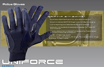 Franklin Uniforce Size 2XL  2nd Skinz Grip Tip II Tactical Gloves #17780