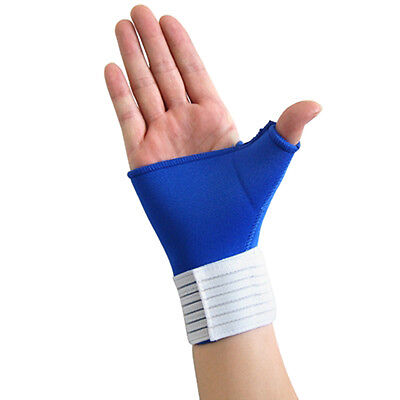 TRIXES Elastic Thumb / Wrist Splint Supports / Sport Gloves