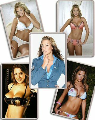 Gemma Atkinson Fridge Magnet Chose from 12 designs FREE POSTAGE