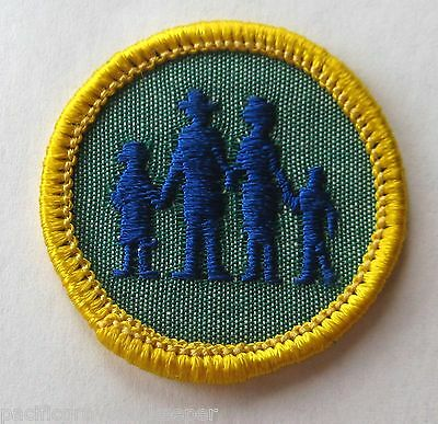 Girl Scout Junior 1963-1980 MUSICIAN BADGE Singing Composing Patch CHOOSE Year