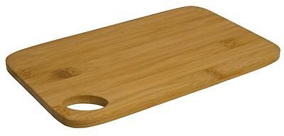 Mini Bamboo Cutting Chopping Board Gourmet Presentation Serving Tray Platter Eco