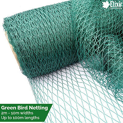 Bird Crop Fruit Garden Pond Agricultural Protection Netting 2m 4m 6m 8m 10m Wide