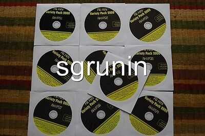 10 Cdg Lot Variety Hits Karaoke Most Requested Songs Cd+G Oldies Rock Country