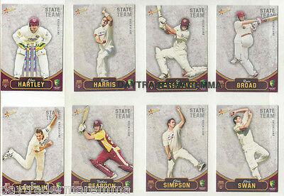 2009-10 Select Cricket Australia state set for QLD