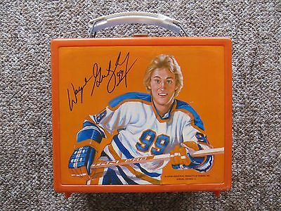 1980's Wayne Gretzky Lunch Box + Thermos PLUS1982 Neilson's Cup/Mug Promo
