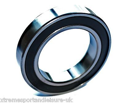61806 2rs [6806 2rs] 30x42x7w Thin Section SEALED HIGH PERFORMANCE BEARING