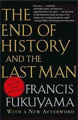 The End of History and the Last Man by Francis Fukuyama (English) Paperback Book