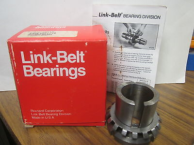 * New Link-Belt Bearings Snw1091716   7/16..................mm-871