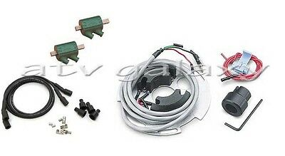 Dyna S Electronic Ignition Coils Wires Suzuki GS550 GS750 GS850 550/750/850 ND