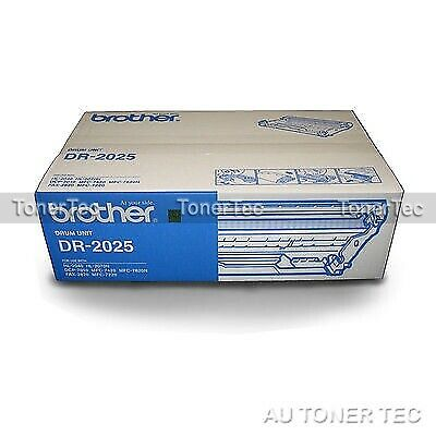 Brother Genuine DR2025 Drum Unit FAX2820 HL2040/2070N MFC7220/7420/7820N