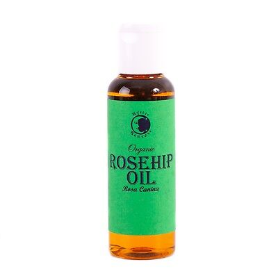 Rosehip Organic Carrier Oil  - 100% Pure - 125ml (CO100ROSE)