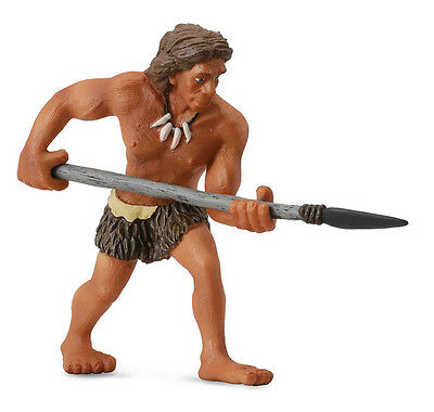 NEW CollectA 88526 Neanderthal Man Model - 7cm Combined Postage Available
