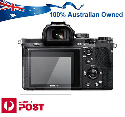 Screen Protector Guard for Sony Alpha A7 Mark3 Mark2 A7r MK3 MK2 Camera AUS