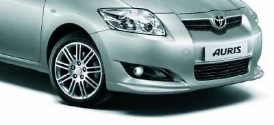 Genuine Toyota Auris Front Skirt Front Spoiler
