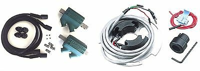 Dynatek Dyna S Electronic Ignition Coils Wires Kawasaki KZ550 KZ650 KZ750 All