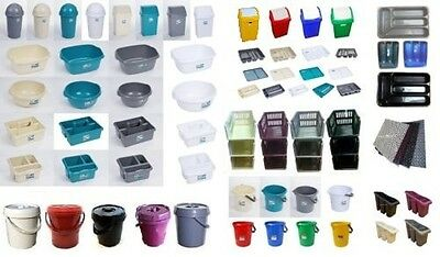 Matching Plastic Accessories Dish Drainer Washing Up Bowl Cutlery Tray Bins Etc.