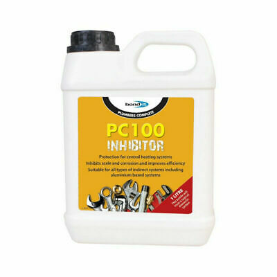 Central Heating Inhibitor - Pc100 - Liquid 1 Litre Bottle 1Ltr