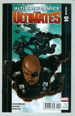 Ultimate Comics: The Ultimates #4 VF/NM