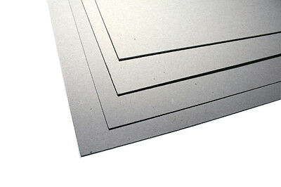 A4 & A3 Extra Thick Greyboard Crafting Card 1000micron 750gsm