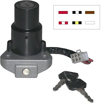New ignition switch for kawasaki kh 125 1982-1998