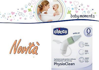 Chicco Aspiratore Nasale Physioclean