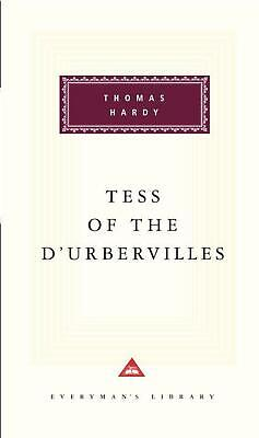 Tess of the D'Urbervilles by Thomas Hardy Hardcover Book (English)