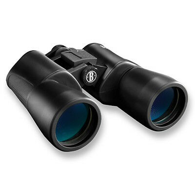 Bushnell 131250 Powerview 12X50 Porro Prism Binoculars With Instafocus, Black