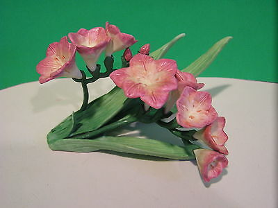 LENOX FREESIA Flower sculpture NEW in BOX with COA
