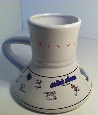 Minnesota Travel Coffee Mug Cool Graphics Twin Cities Paul Bunyan & Babe