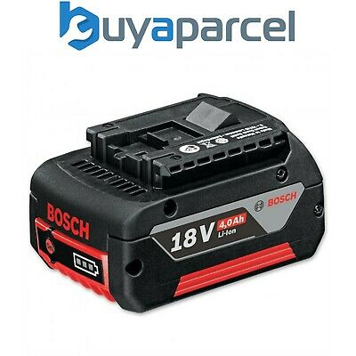 Bosch 18v 4.0Ah Battery Lithium Ion Li-ion Cordless 4ah Genuine UK Coolpack