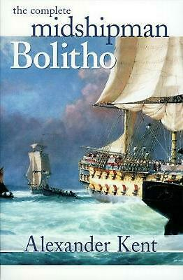 The Complete Midshipman Bolitho by Alexander Kent (English) Paperback Book Free