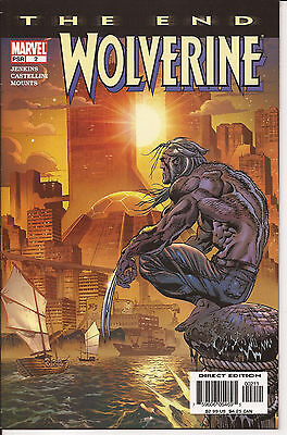 Wolverine The End # 2 * Near Mint