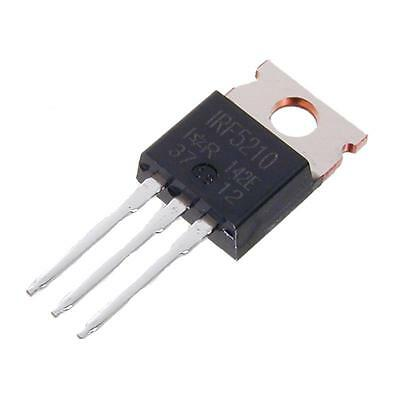 2 irf5210 International Rectifier mosfet transistor 100v 40a 200w 0,06r 854140
