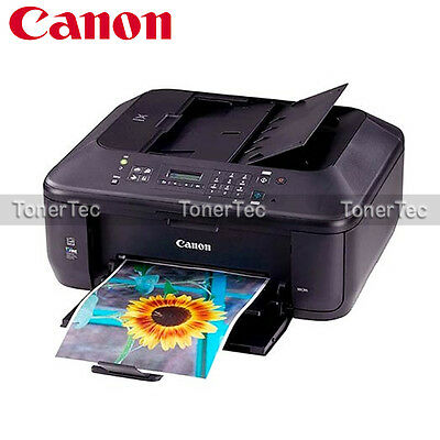 Canon PIXMA MX376/MX396 4-in-1 Color Inkjet Printer /w ADF FAX PG640/CL641 Ink