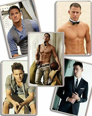 Channing Tatum Fridge Magnet Chose from 8 Images FREE POSTAGE