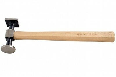 POWERTEC SHRINKING HAMMER MILLED SQUARE FACE - Hickory Shaft - Carbon Steel