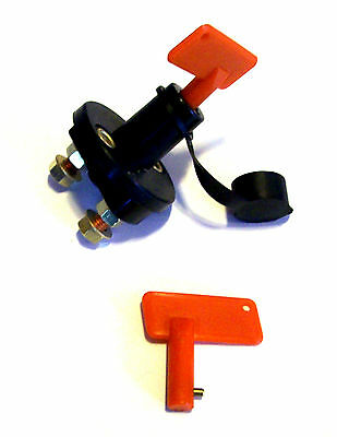 Racing Battery Kill Switch Cut-Off Power Disconnect 12 Volt 300 Amp Breaker