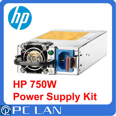 HP 750W Common Slot Platinum Plus Hot Plug Power Supply Kit for G8 656363-B21