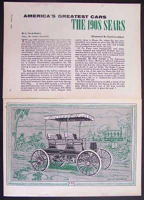 1908 Sears vintage Graphic History Pictorial
