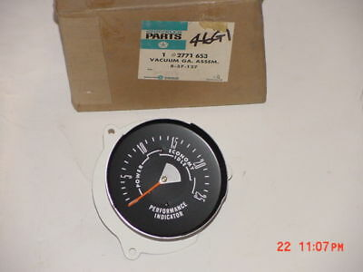 1967 1968 Cuda Barracuda NOS MoPar PERFORMANCE INDICATOR