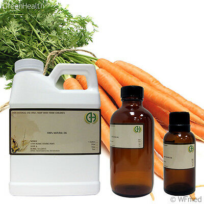 Carrot Seed Essential Oil (100% Pure & Natural) SHIPS FREE