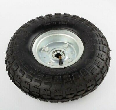 """Qty2: 10"""" Hand Truck Air TIRE Dolly Wheel Replacement Industrial Warehouse Tools"""