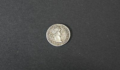 *Aphrodite Gallery* An Ancient Roman Silver Denarius of Domitian, 88 B.C.