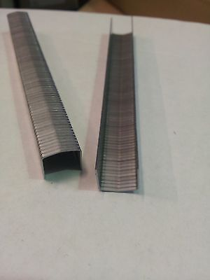 Bostitch STCR5019 Series 11mm crown Staples. Lengths 6mm 10mm or 14mm