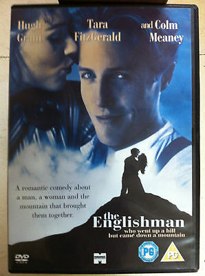 Hugh Grant ENGLISHMAN WHO WENT UP A HILL BUT CAME DOWN A MOUNTAIN ~ Rare UK DVD