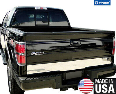 """TYGER For 09-14 Ford F150 Tailgate Insert /""""King Ranch/"""" Molding Accent Trim 6PC"""