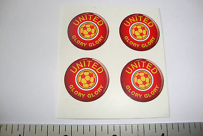"""12 United Crown Green Bowls Stickers  1""""  Lawn Bowls Flat Green Indoor Bowls"""